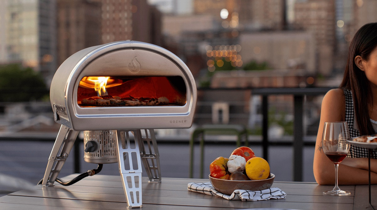 Gozney Roccbox Pizza Oven