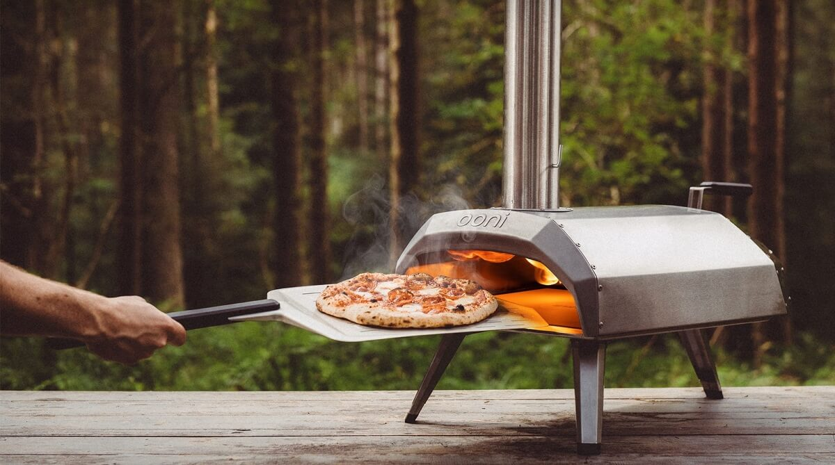 Ooni Karu 12 Multi-Fuel Pizza Oven