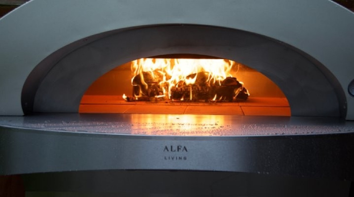 Venere from Alfa Living Pizza-Oven