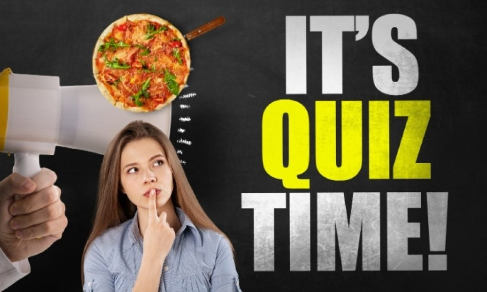 The Ultimate Pizza Quiz