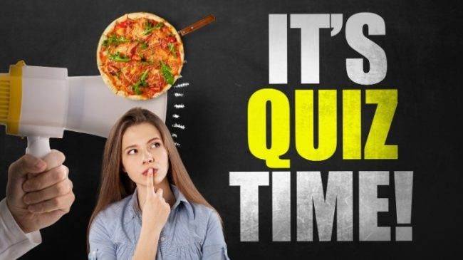 The Ultimate Pizza Quiz!