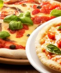 Crust Pizzeria, Carmel Valley