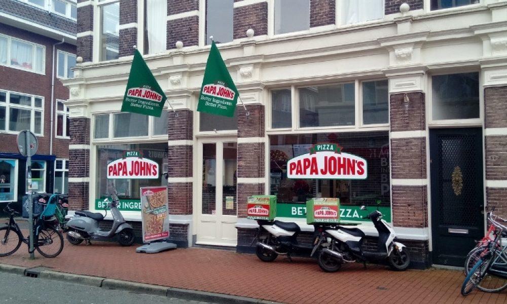 Papa John's Pizza, Groningen