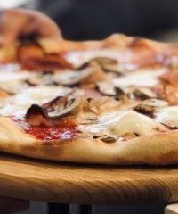 Isola Pizza Bar, La Jolla