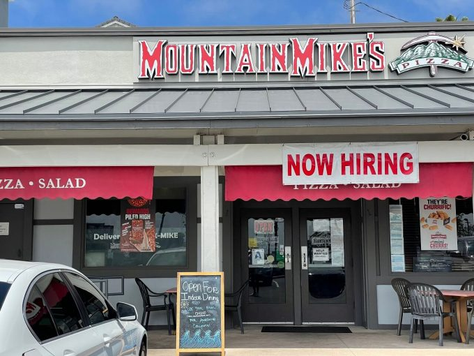 Mountain Mike's Pizza (Clairemont, San Diego)
