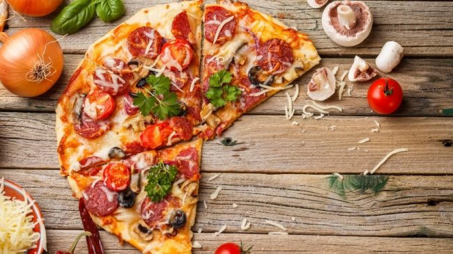 5 Different Types of Pizza in the United States