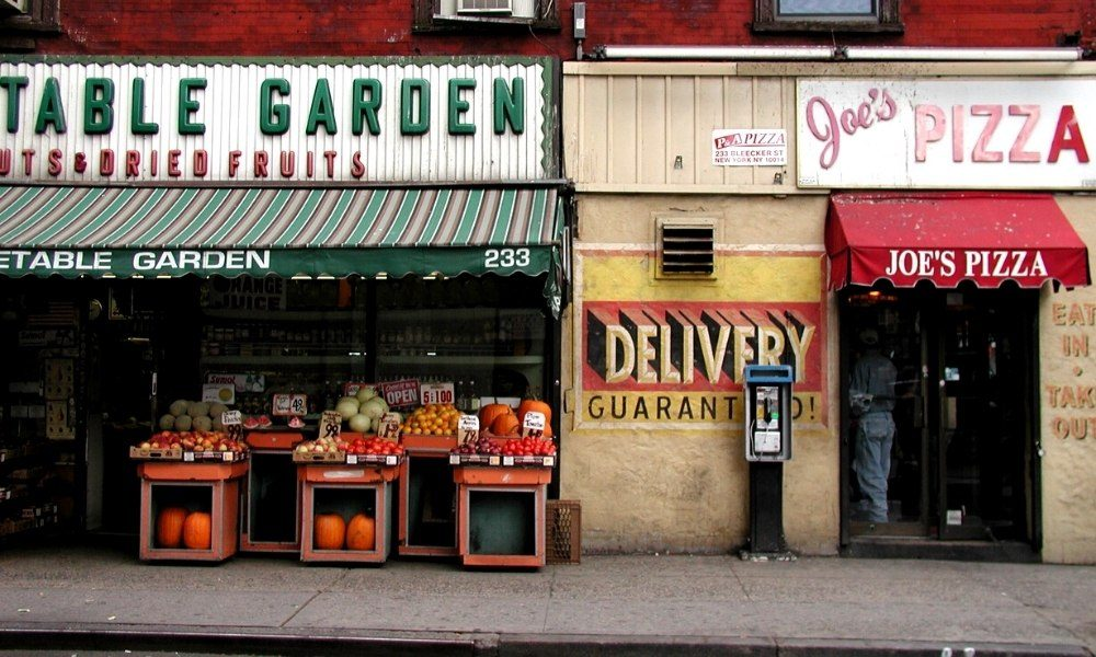 Pizza Places you must try in Manhattan