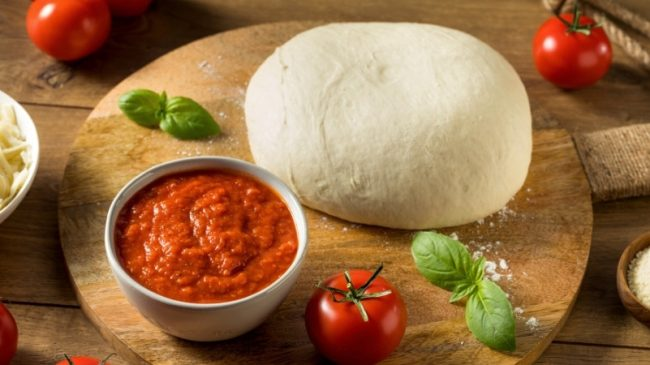 Take and Bake Pizza Trend